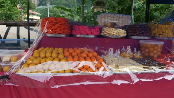 Delicious sweetmeats