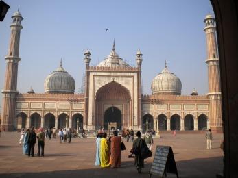 Jamah masjid - Delhi